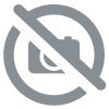 broche coeur strass